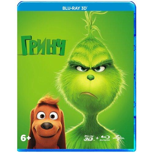 Гринч (Blu-ray 3D + 2D) (2 Blu-ray)