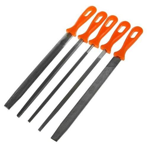 Набор Hobbi, напильников по металлу, 5 предметов 2248614 набор напильников по металлу 5 пр hobbi 40 1 005