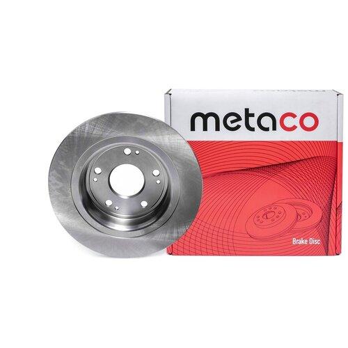 Диск тормозной задний Metaco 3060-140