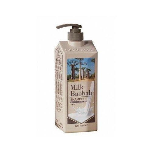 Купить MilkBaobab PWS Шампунь MilkBaobab Perfume Shampoo White Soap (500 мл), Milk Baobab