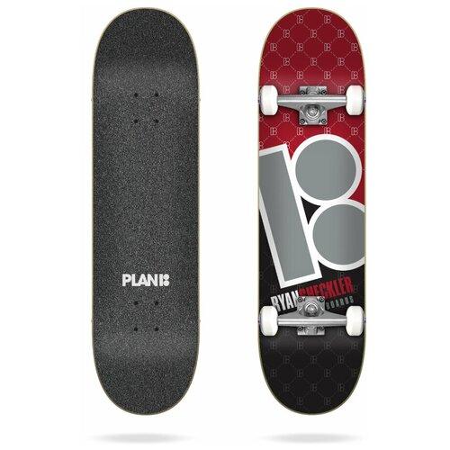 Скейтборд комплект PLAN B Sheckler Corner Complete 8 дюйм 2021