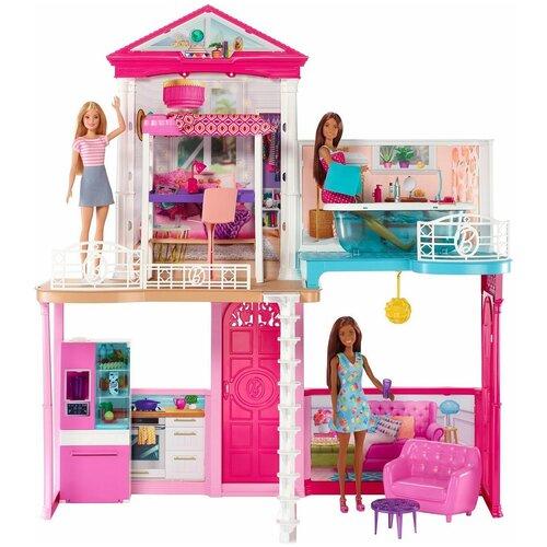 Набор игровой Barbie дом куклы аксессуары GLH56