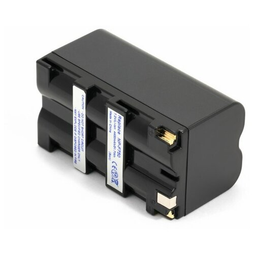 Усиленный аккумулятор для видеокамеры Sony NP-F750, NP-F770
