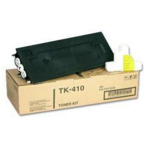 Фото - Картридж лазерный Kyocera TK-410 370AM010 черный 15000стр. для Kyocera KM-16201635165020202050 картридж лазерный kyocera tk 160