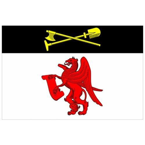 Флаг Борского сельского поселения (Бокситогорский район)