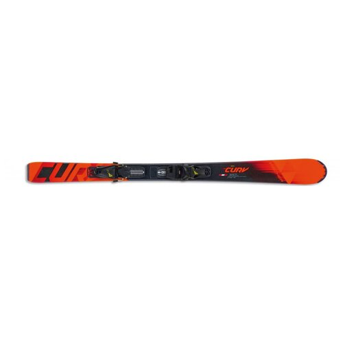 Горные лыжи Fischer The Curv Jr SLR + FJ4 AC SLR (130)