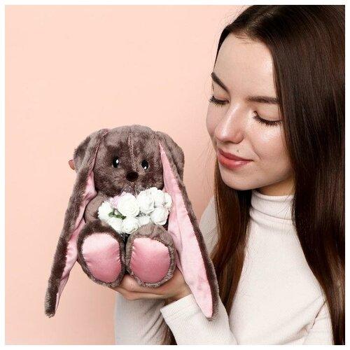 Зайки Li&Lu Мягкая игрушка «Милашка Li», зайка