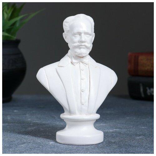 Бюст Чайковский 135см белый 1841255