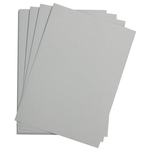 Купить Цветная бумага 500*650мм., Clairefontaine Etival color , 24л., 160г/м2, светло-синий, легкое зерно, хлопок, Цветная бумага и картон