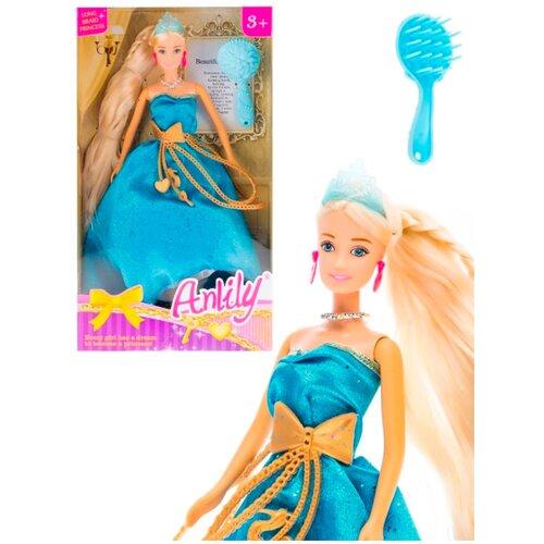 Детская игрушечная кукла гнущаяся / Детская кукла игрушечная / Кукла гнущаяся для девочек / Кукла