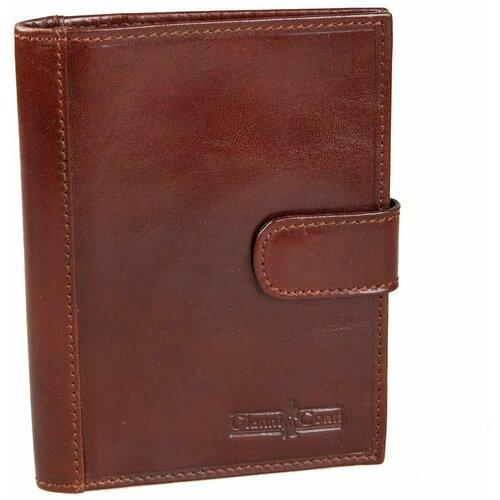 Обложка для паспорта Gianni Conti 907035 brown