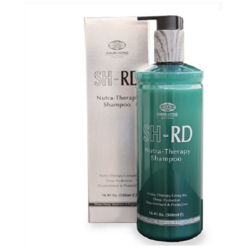 Купить SH-RD Nutra-Therapy Shampoo Питательный восстанавливающий шампунь на основе протеина, 500мл