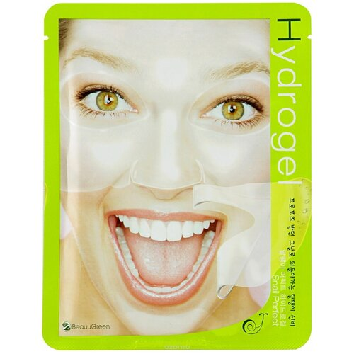 Гидрогелевая маска Snail Perfect Hydrogel Mask, для лица