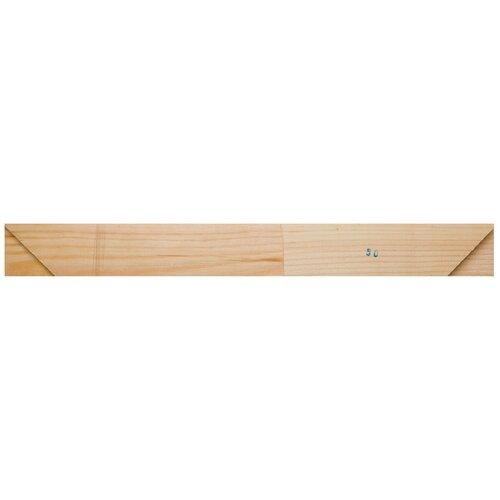 Купить Модульный подрамник, планка боковая 50 см. 2 шт. (сеч. 55х20мм.), Всеподрамники, Холсты