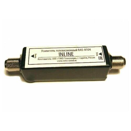Антенный усилитель РЭМО BAS-8104 INLINE для эфирной антенны