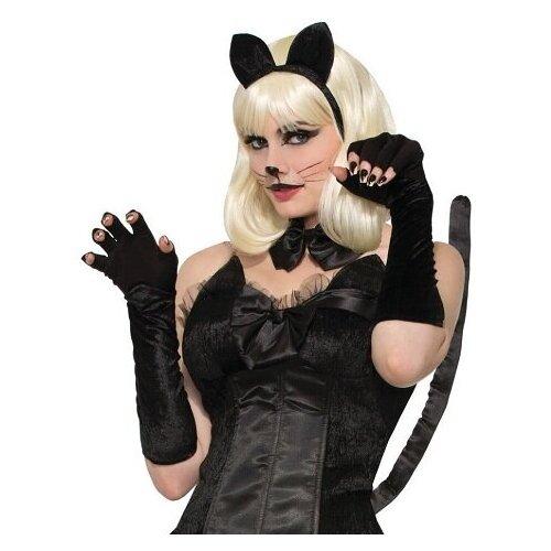 Рукава черной кошки, 38 см