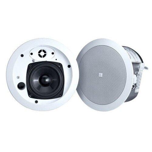 Фото - Встраиваемая акустика трансформаторная JBL CONTROL 24CT MICROPLUS встраиваемая акустика трансформаторная audac cena506 white