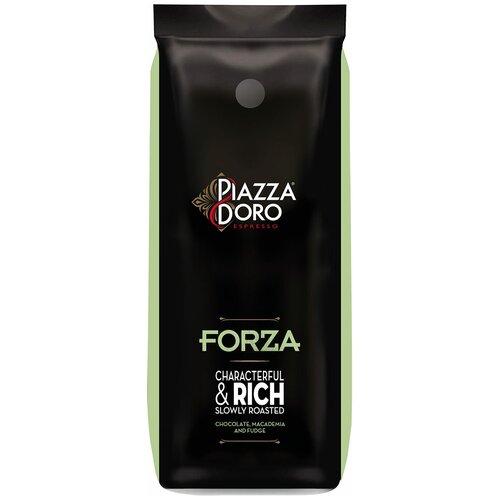 Кофе в зернах Piazza D'Oro Espresso Forza 1кг футболка piazza italia piazza italia pi022emcbzd0