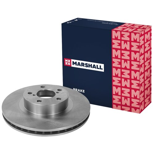 Тормозной диск передний Marshall M2000479 277x24 для Subaru Forester, Subaru Impreza
