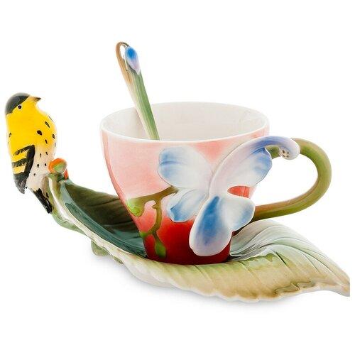 FM-81/ 2 Чайная пара Иволга и Орхидея (Pavone)