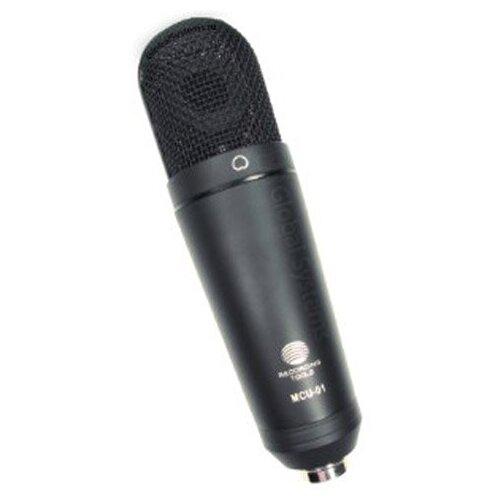 Микрофон Recording Tools MCU-01 USB Black