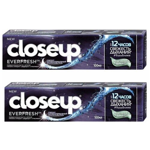 Купить CLOSEUP Зубная паста леденящий эвкалипт 100мл (2 шт в наборе)
