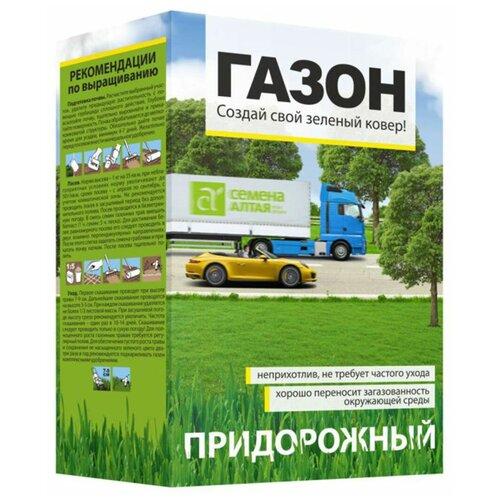Смена газона Семена Алтая Придорожный , 1 кг