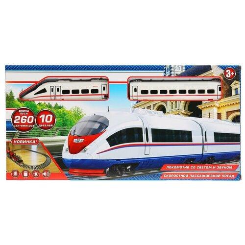 Фото - Железная дорога Играем вместе свет, звук, длина 260 см (B1198284-R1-2) железные дороги играем вместе железная дорога 308 см