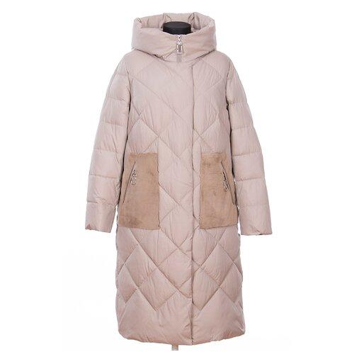 Фото - Куртка Daser, размер 48, бежевый куртка icepeak 650010588iv размер 140 бежевый