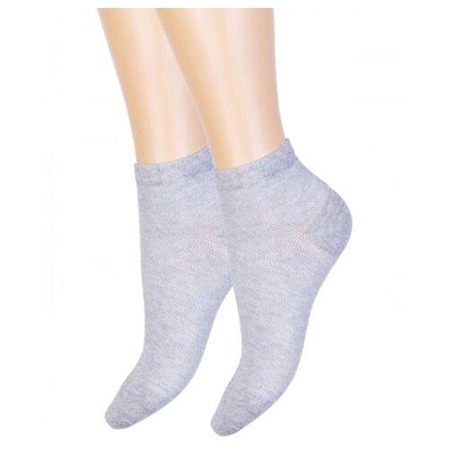 Носки женские Красная ветка С1492, Серый, 23-25 (размер обуви 35-39)