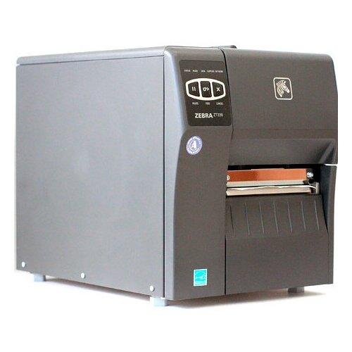 Принтер этикеток Zebra ZT220, серый