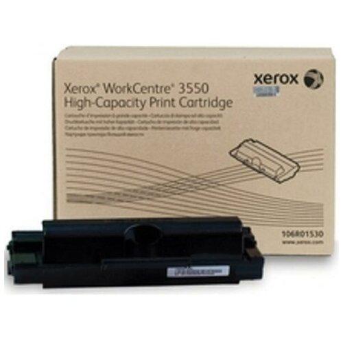 Фото - Картридж лазерный Xerox 106R01531 черный 11000стр. для Xerox WC 3550 картридж лазерный xerox 106r03745 черный