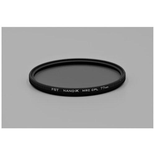 Фото - Поляризационный фильтр FST 77mm Nano-X CPL поляризационный фильтр fst 77mm nano x cpl