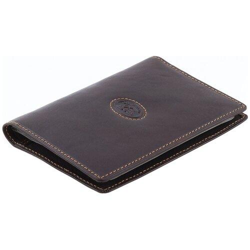 Обложка для паспорта и Tony Perotti Italico - Tuscania, мужская, натуральная кожа, коричневый