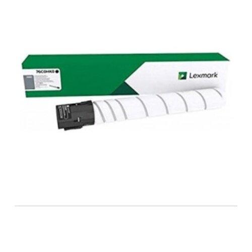 Фото - Картридж для принтера Lexmark CS923 черный картридж lexmark высокой емкости с черным тонером cs923