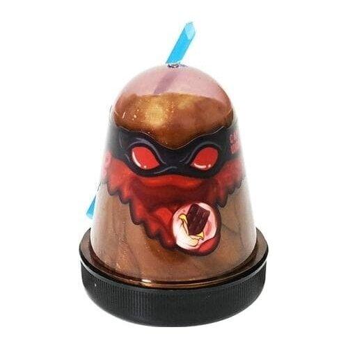 Лизун Slime Ninja (С ароматом шоколада)