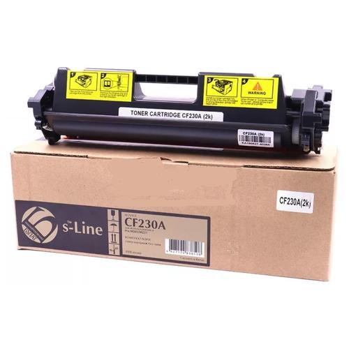 Фото - Картридж булат s-Line CF230A (30A) тонер картридж булат s line 43865740 43865708 для oki c5650 чёрный 8000 стр универсальный