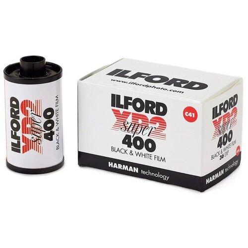 Фото - Фотопленка Ilford XP2 Super 400 135/36 (C41) фотопленка ilford kentmere 400 36