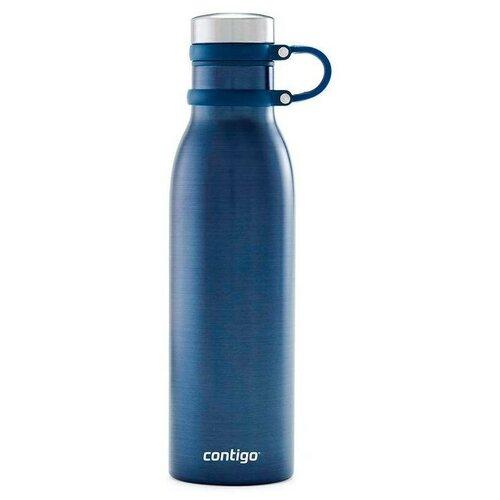 Термос-бутылка Contigo Matterhorn, 0.59 л, синий (2136678)