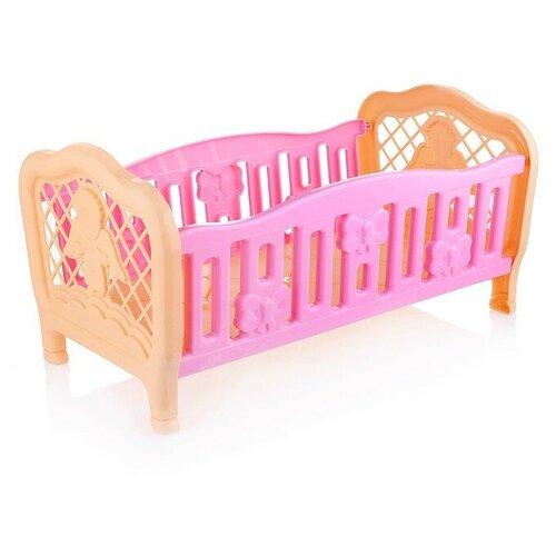 Купить Кроватка, ТехноК, Мебель для кукол