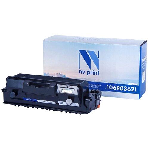Фото - NV Print Тонер-картридж NVP совместимый NV-106R03621 для Xerox WorkCentre 3335/3345 (8500k) картридж nv print e250a11e для