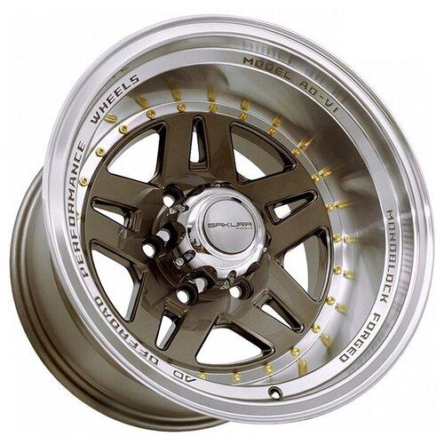 Фото - Колесный диск Sakura Wheels R3917-973 10xR16/6x139.7 D110.5 ET-44 колесный диск next nx 015