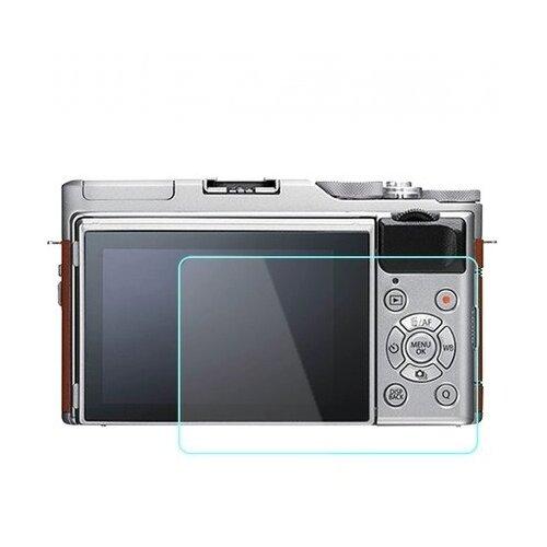 Фото - Защитное закалённое противоударное стекло MyPads для фотоаппарата Fujifilm X-T100 из качественного японского материала премиум-класса с олеофобным покрытием защитное стекло