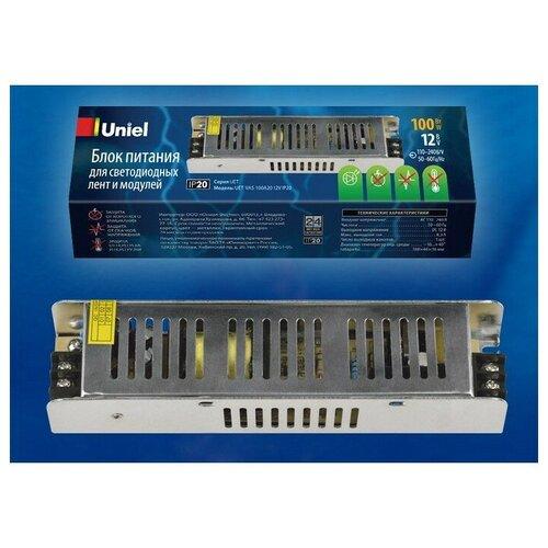 Управление освещением и автоматикой Uniel UET-VAS-100A20 12V IP20, цена за 1 шт