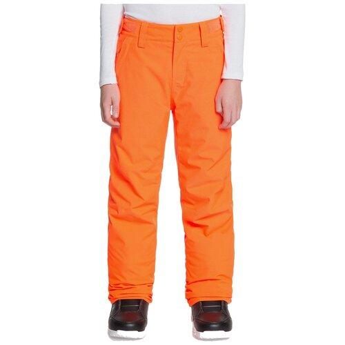 Спортивные брюки Quiksilver размер 10/S, shocking orange