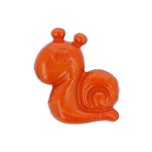 Купить Пуговицы детские Gamma 18 мм, 36 шт, №D523, оранжевые (AY 9961)