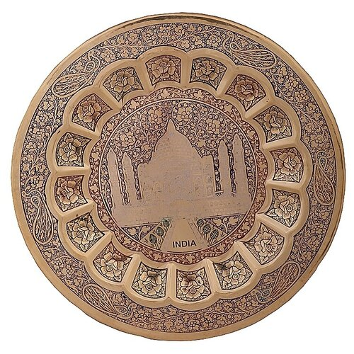 Ганг Панно Tadzh (круглая 24 см) ганг рюкзак ulva 13х30х36 см