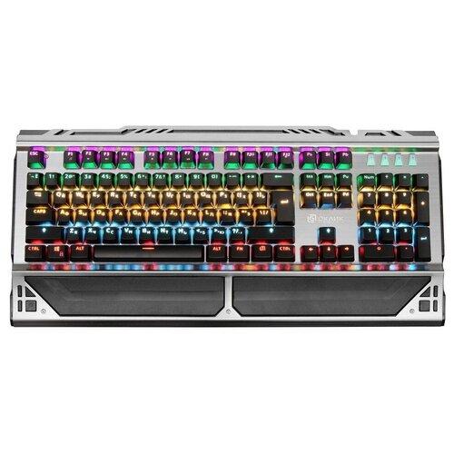 Клавиатура Oklick 980G Hummer