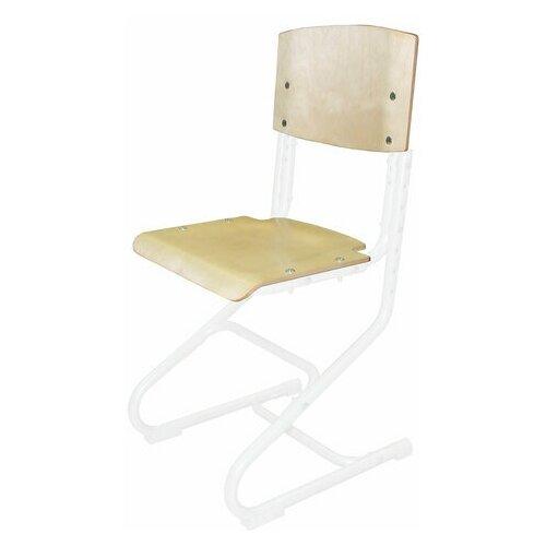 Купить Сиденье + спинка стула дэми СУТ.01, фанера, цвет Клён, ДЭП.19, 1 шт., ДЭМИ, Парты и столы
