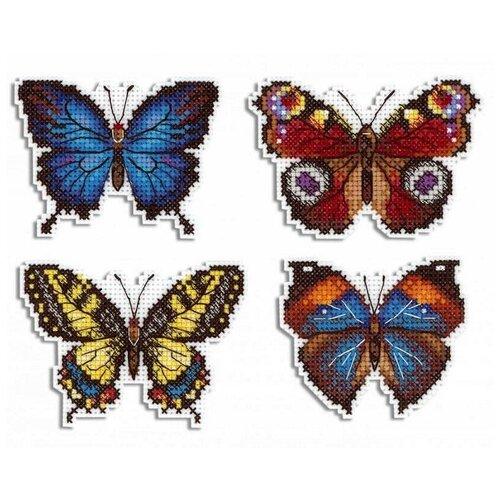 Набор Яркие бабочки 6х9 МП-Студия Р-485 6х9 МП-Студия Р-485